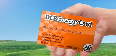 DCB EnergyCard: the benefits